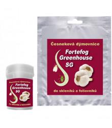 Česneková dýmovnice - FORTEFOG - ochrana rostlin ve skleníku - 1 ks