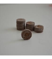 Rašelinové zakořeňovače - Jiffy - 33 mm - 10 ks